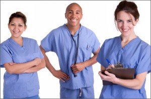 Nurses and Medical Assistants